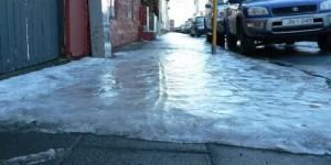 ICE Sidewalk