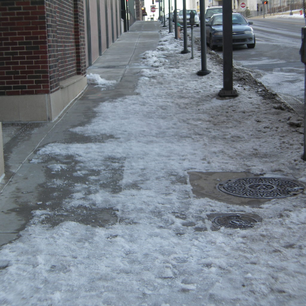 Expert Witness Services Snow Ice - Storms
