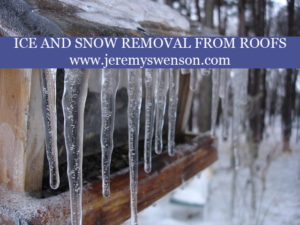 Snow and Icicle Dangers