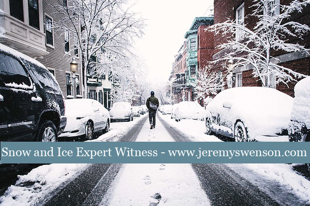 Snow And Ice Expert Witness